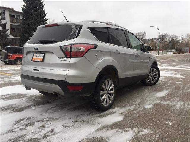 2017 Ford Escape Titanium (Stk: D1131) in Regina - Image 4 of 21