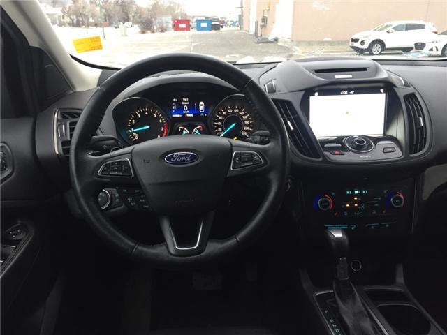 2017 Ford Escape Titanium (Stk: D1131) in Regina - Image 9 of 21