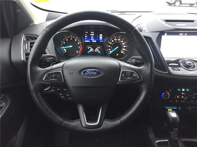 2017 Ford Escape Titanium (Stk: D1131) in Regina - Image 10 of 21