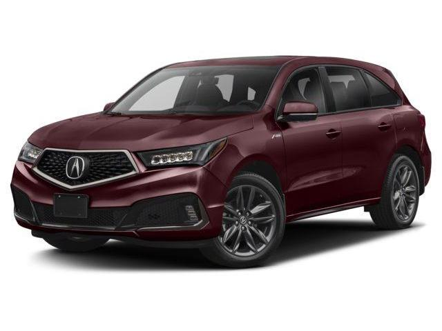 2019 Acura MDX A-Spec (Stk: 19118) in Burlington - Image 1 of 9
