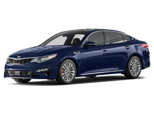 2019 Kia Optima EX Tech (Stk: 624NC) in Cambridge - Image 1 of 3