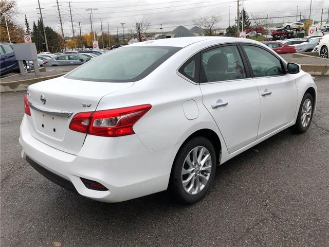 2018 Nissan Sentra SV - CERTIFIED PRE-OWNED (Stk: P0587) in Mississauga - Image 4 of 15