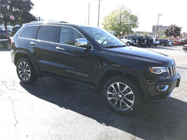 2018 Jeep Grand Cherokee Limited (Stk: 181288) in Windsor - Image 1 of 11