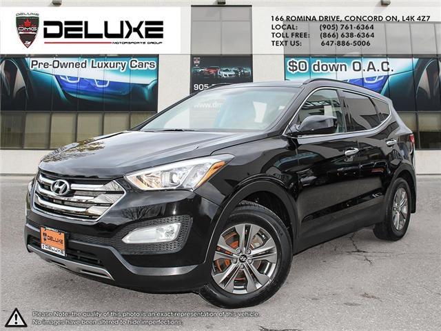 2014 Hyundai Santa Fe Sport 2.4 Base (Stk: D0487T) in Concord - Image 1 of 19