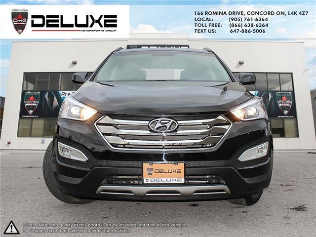 2014 Hyundai Santa Fe Sport 2.4 Base (Stk: D0487T) in Concord - Image 2 of 19