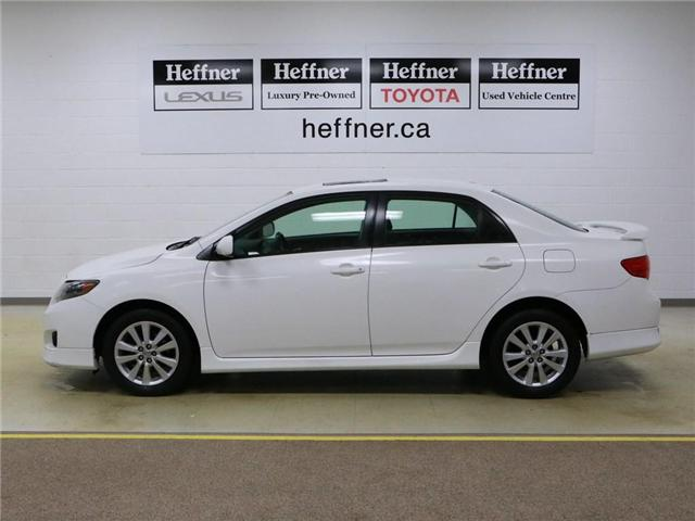 2010 Toyota Corolla S (Stk: 186309) in Kitchener - Image 16 of 22