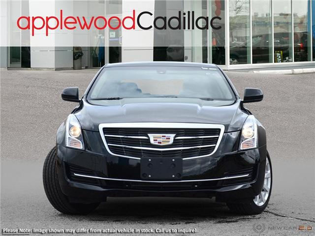 2018 Cadillac ATS 2.0L Turbo Base (Stk: K8A054T) in Mississauga - Image 2 of 24