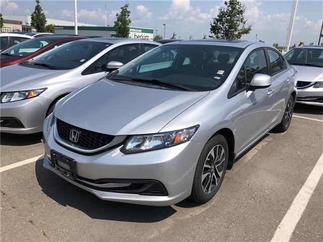 2013 Honda Civic EX (Stk: I181431A) in Mississauga - Image 2 of 5