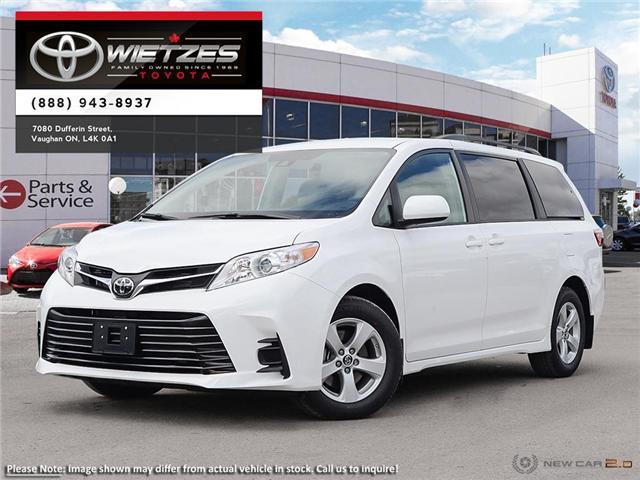 2019 Toyota Sienna LE 8 Passenger (Stk: 67617) in Vaughan - Image 1 of 24
