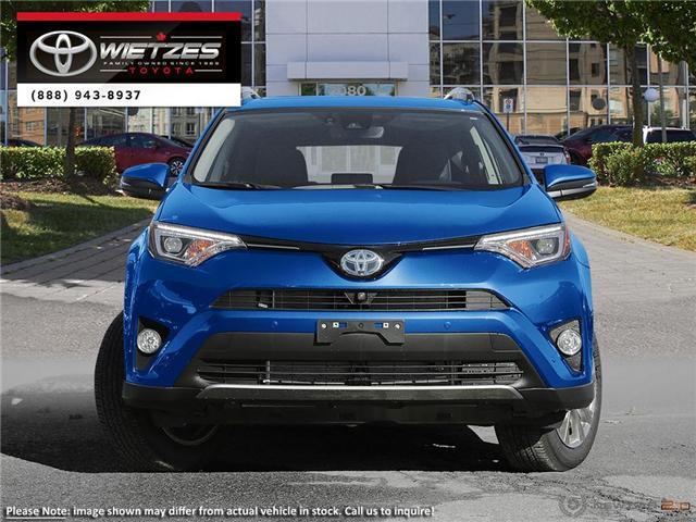 2018 Toyota RAV4 AWD Hybrid Limited (Stk: 67632) in Vaughan - Image 2 of 22