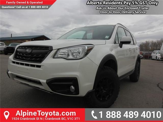 2018 Subaru Forester 2.5i (Stk: G592245) in Cranbrook - Image 1 of 25