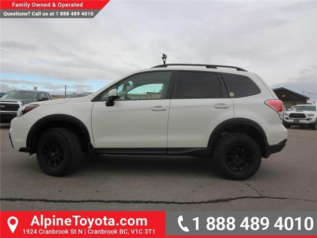 2018 Subaru Forester 2.5i (Stk: G592245) in Cranbrook - Image 2 of 25