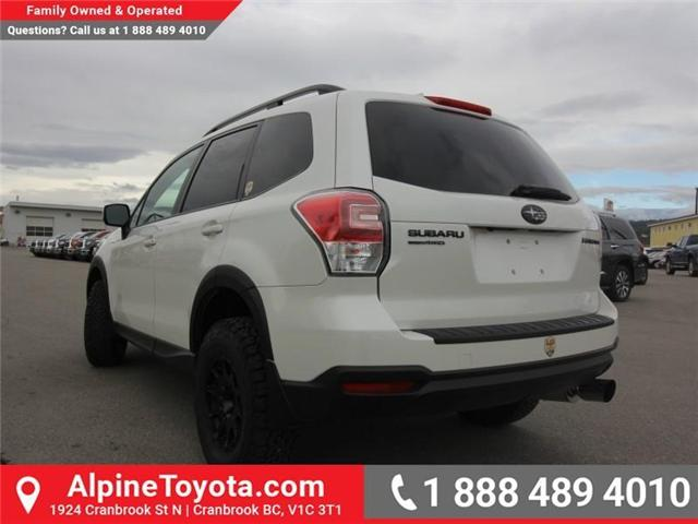 2018 Subaru Forester 2.5i (Stk: G592245) in Cranbrook - Image 3 of 25