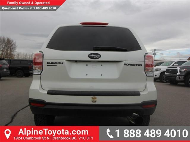 2018 Subaru Forester 2.5i (Stk: G592245) in Cranbrook - Image 4 of 25