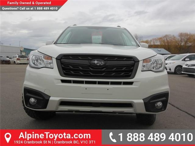 2018 Subaru Forester 2.5i (Stk: G592245) in Cranbrook - Image 8 of 25
