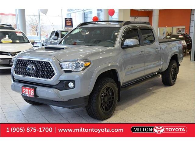 2018 Toyota Tacoma SR5 (Stk: 035378) in Milton - Image 1 of 45