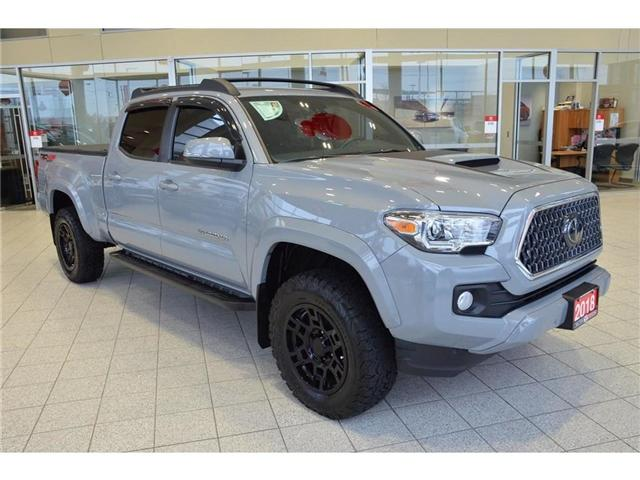 2018 Toyota Tacoma SR5 (Stk: 035378) in Milton - Image 3 of 45