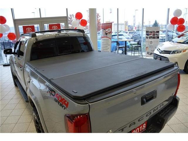 2018 Toyota Tacoma SR5 (Stk: 035378) in Milton - Image 7 of 45