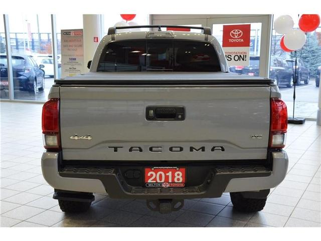 2018 Toyota Tacoma SR5 (Stk: 035378) in Milton - Image 39 of 45