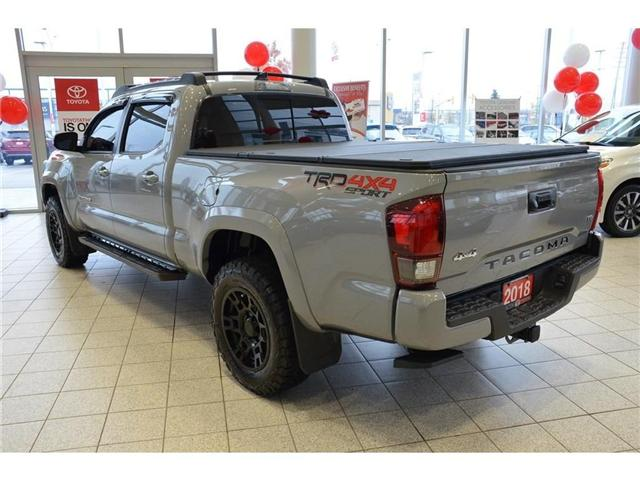 2018 Toyota Tacoma SR5 (Stk: 035378) in Milton - Image 40 of 45