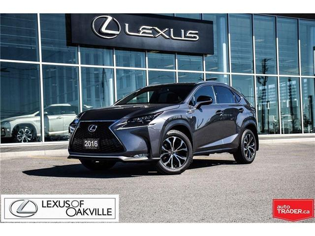 2016 Lexus NX 200t Base (Stk: UC7439) in Oakville - Image 1 of 25