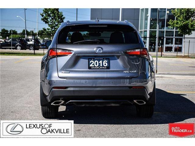 2016 Lexus NX 200t Base (Stk: UC7439) in Oakville - Image 5 of 25