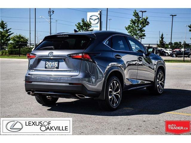 2016 Lexus NX 200t Base (Stk: UC7439) in Oakville - Image 6 of 25