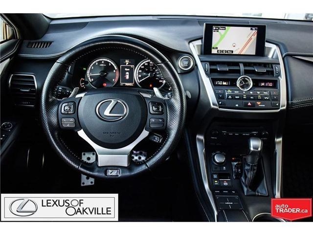2016 Lexus NX 200t Base (Stk: UC7439) in Oakville - Image 16 of 25