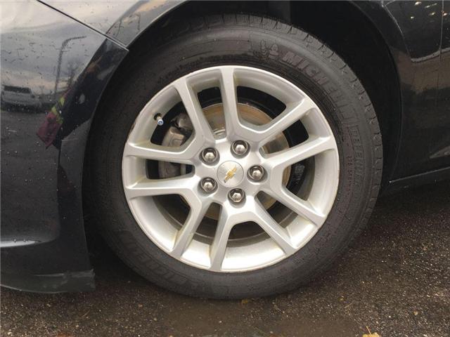 2015 Chevrolet Malibu LT SUNROOF, ALLOY WHEELS, BACK UP CAMERA, AUX, KEY (Stk: 42654A) in Brampton - Image 2 of 28