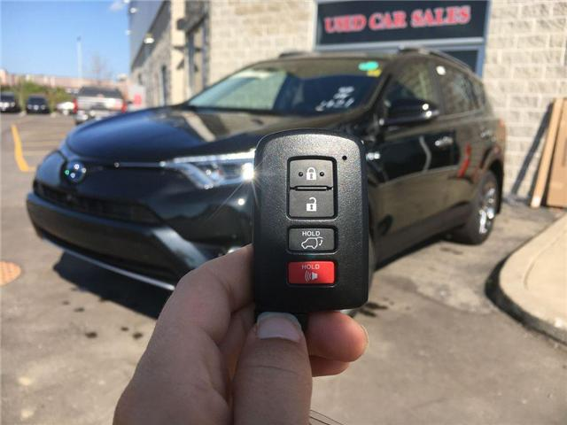 2018 Toyota RAV4 HYBRID LIMITED (Stk: 42786) in Brampton - Image 2 of 28