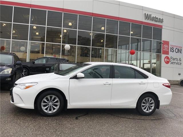 2015 Toyota Camry LE (Stk: U2099) in Vaughan - Image 2 of 19