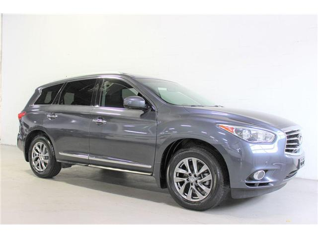 2014 Infiniti QX60 Base (Stk: 535347) in Vaughan - Image 1 of 30