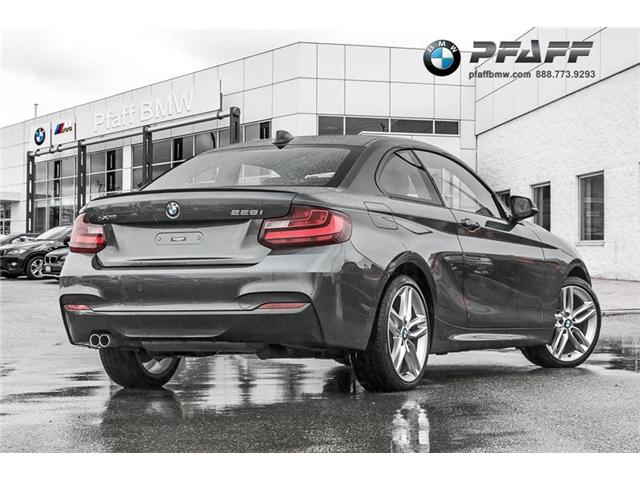 2016 BMW 228i xDrive (Stk: U5165) in Mississauga - Image 2 of 11
