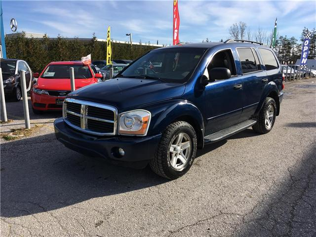 2004 Dodge Durango SLT 4WD (Stk: P3581) in Newmarket - Image 1 of 15