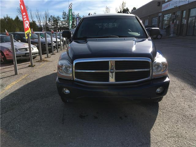 2004 Dodge Durango SLT 4WD (Stk: P3581) in Newmarket - Image 2 of 15