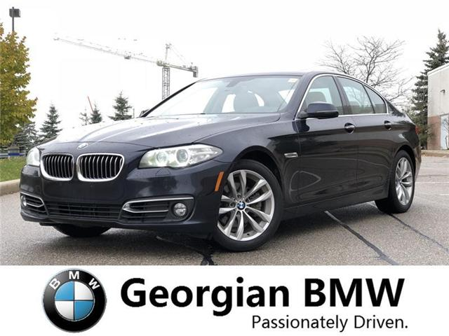 2016 BMW 528i xDrive (Stk: B18069-1) in Barrie - Image 1 of 17