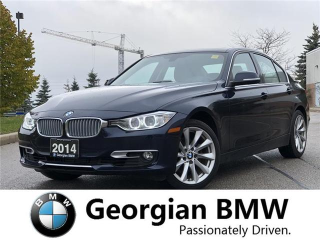 2014 BMW 328i xDrive (Stk: P1322) in Barrie - Image 1 of 12