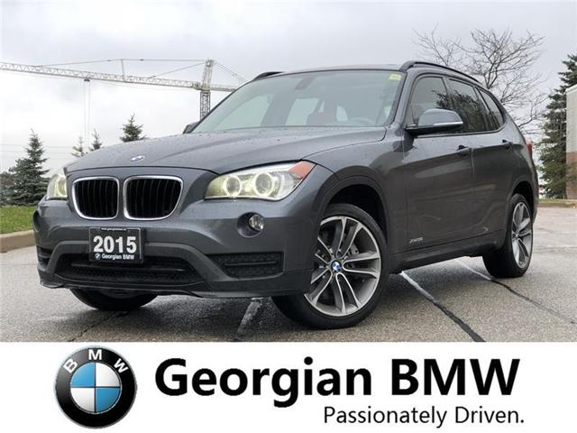 2015 BMW X1 xDrive35i (Stk: P1336) in Barrie - Image 1 of 18