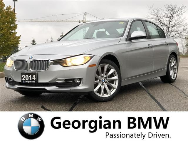 2014 BMW 320i xDrive (Stk: P1341) in Barrie - Image 1 of 18