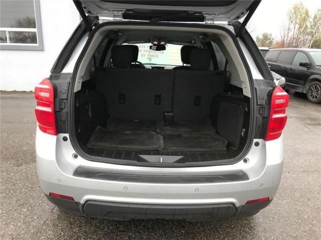 2017 Chevrolet Equinox LT (Stk: 23720P) in Newmarket - Image 10 of 20