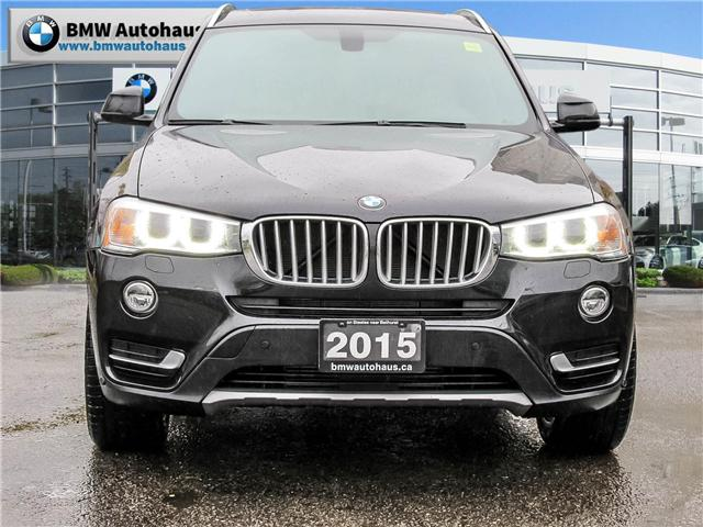 2015 BMW X3 xDrive28i (Stk: P8582) in Thornhill - Image 2 of 27