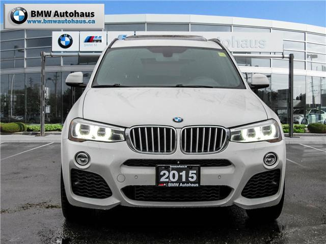 2015 BMW X3 xDrive28d (Stk: P8601) in Thornhill - Image 2 of 26