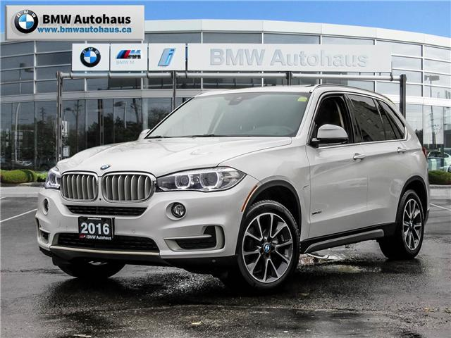 2016 BMW X5 xDrive35i (Stk: P8602) in Thornhill - Image 1 of 29