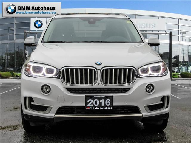 2016 BMW X5 xDrive35i (Stk: P8602) in Thornhill - Image 2 of 29