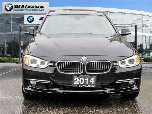 2014 BMW 328i xDrive (Stk: P8618) in Thornhill - Image 2 of 24