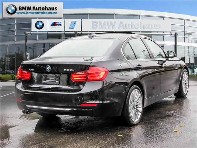 2014 BMW 328i xDrive (Stk: P8618) in Thornhill - Image 5 of 24
