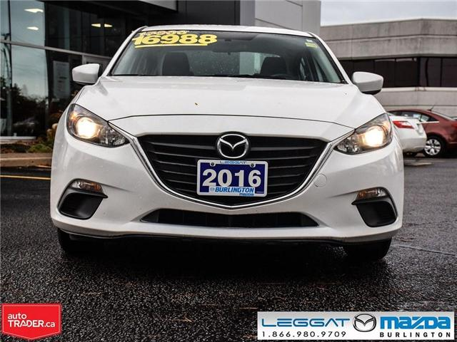2016 Mazda Mazda3 GS AUTOMATIC (Stk: 1597) in Burlington - Image 2 of 20