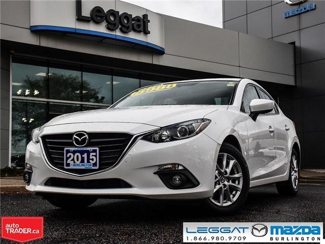 2015 Mazda Mazda3 GS AUTOMATIC (Stk: 1702) in Burlington - Image 1 of 19
