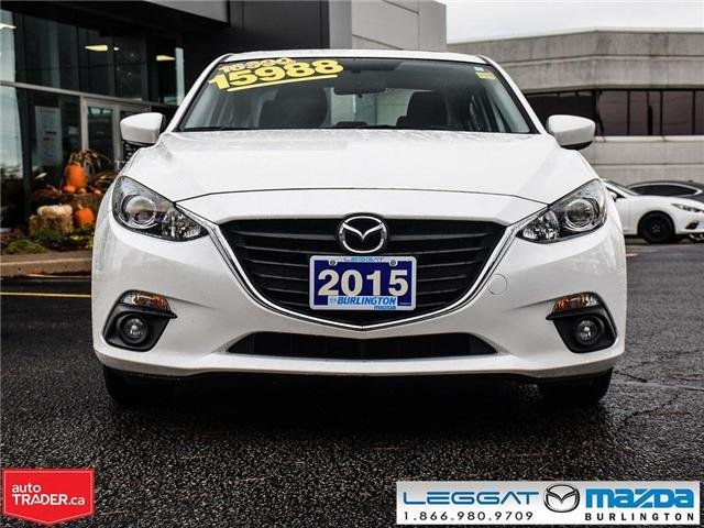 2015 Mazda Mazda3 GS AUTOMATIC (Stk: 1702) in Burlington - Image 2 of 19