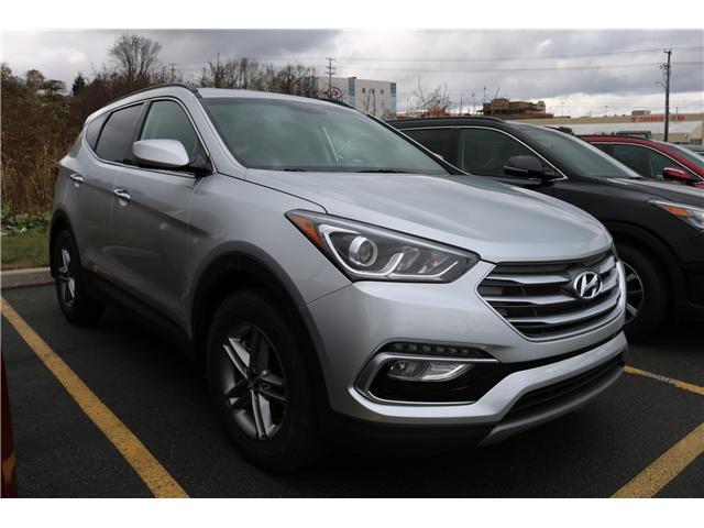 2018 Hyundai Santa Fe Sport 2.4 Base (Stk: 86979) in Saint John - Image 1 of 3